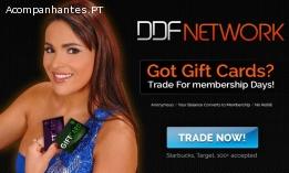 DDfNetwork- Recrutamento para a produção de filmes X-Adult.