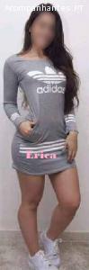 Erica 25 anos atende Cavalheiros de class alta