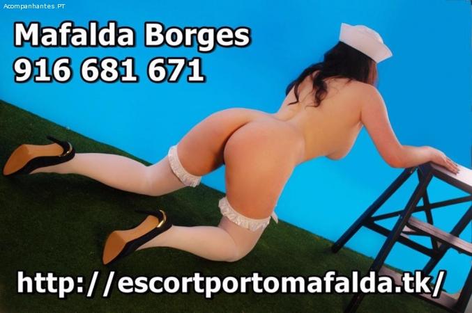 ESCORT PORTO PORTUGAL MAFALDA, 22 ANINHOS REAIS, SO SAIDAS!