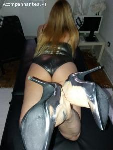 Exibição de show de masturbação webcam -anal e vaginal - 20€