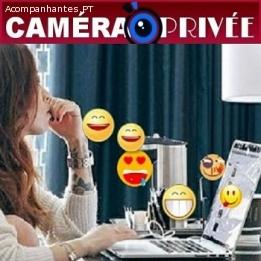 PODE ENTRAR EM  CameraPrivee com SMARTPHONE