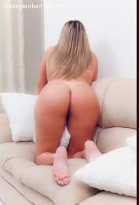 Venha deliciar se numa massagem bastante erótica